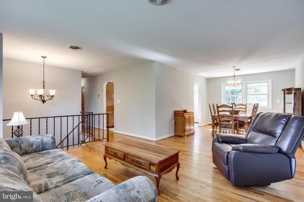 Open Concept Floor Plan - 12401 LEE HILL DR, MONROVIA