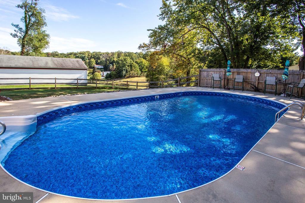 Pool - 12401 LEE HILL DR, MONROVIA