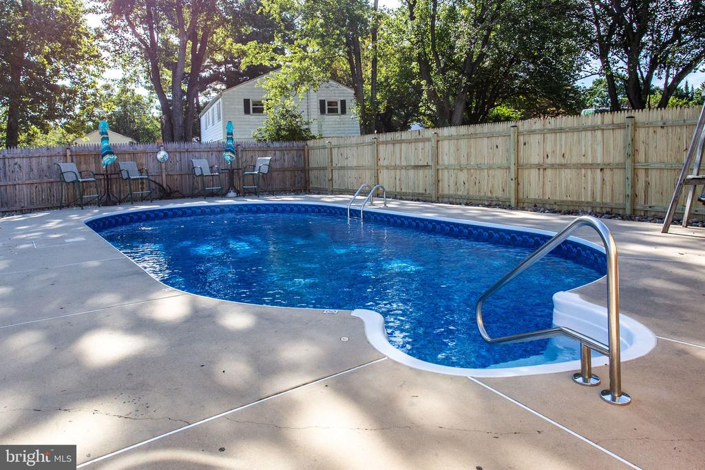 In Ground Pool - 12401 LEE HILL DR, MONROVIA