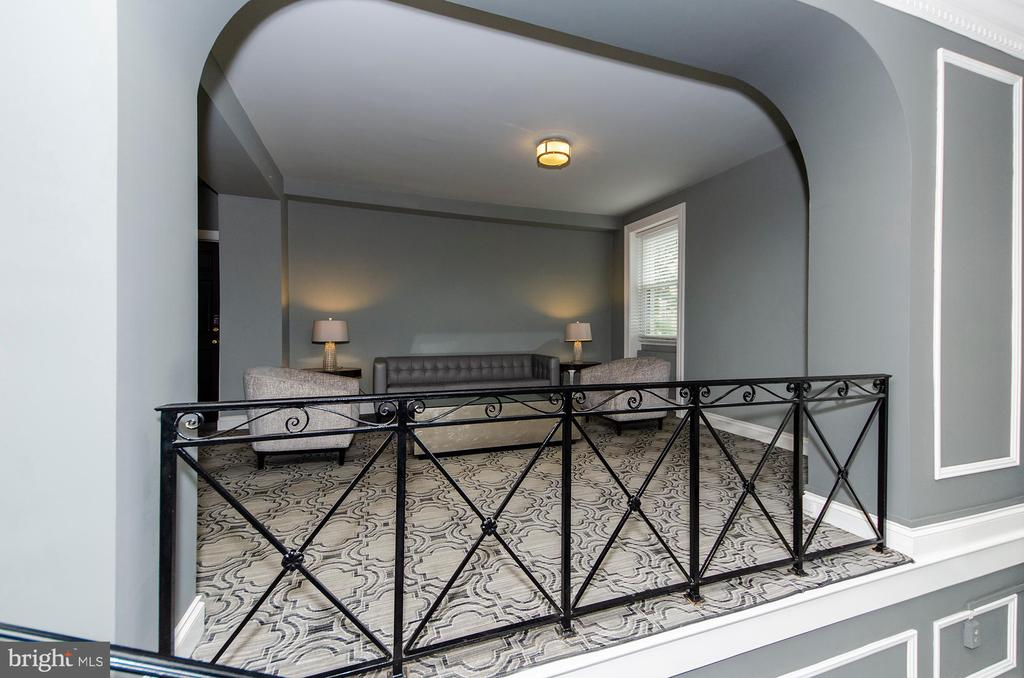 Building features elegant common areas and details - 3100 CONNECTICUT AVE NW #229, WASHINGTON