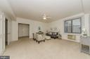 Lovely garden and courtyard views - 3100 CONNECTICUT AVE NW #229, WASHINGTON