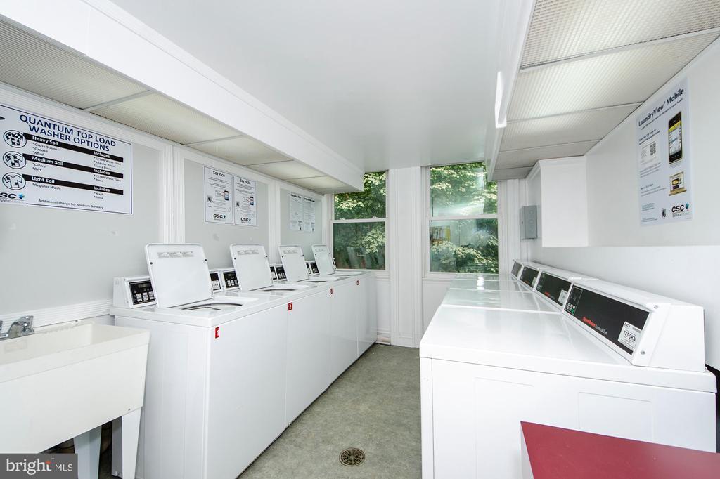 Laundry facilities - 3100 CONNECTICUT AVE NW #229, WASHINGTON
