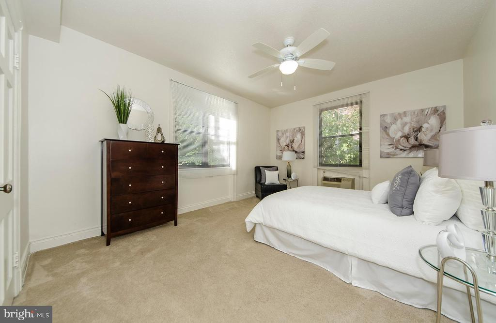 Owners bedroom - 3100 CONNECTICUT AVE NW #229, WASHINGTON