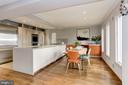 Newly Renovated Gourmet Kitchen - 4233 42ND ST NW, WASHINGTON