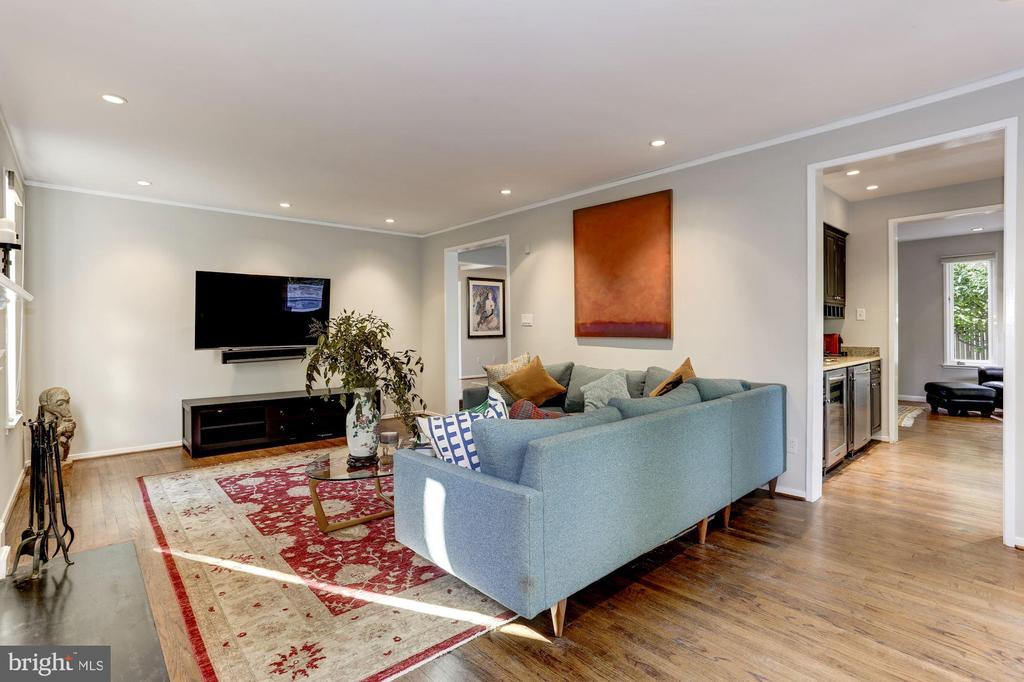 Living Room 2 - 4233 42ND ST NW, WASHINGTON