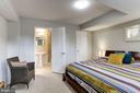 Lower Level Bedroom - 4233 42ND ST NW, WASHINGTON