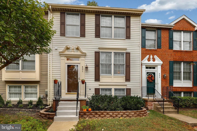 Single Family Homes 为 销售 在 Chestnut Hill Cove, 马里兰州 21226 美国