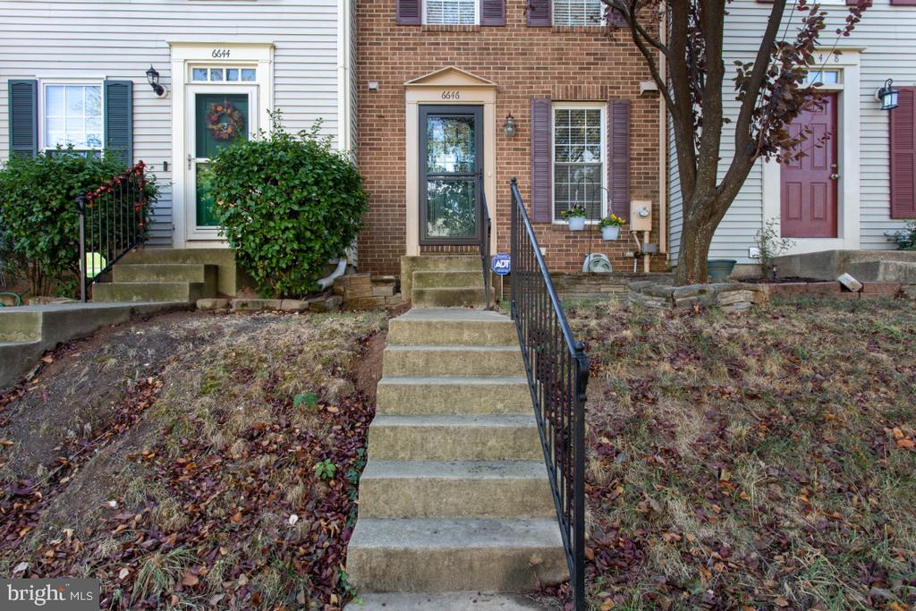 Welcome Home - 6646 DUCKETTS LN #28-6, ELKRIDGE