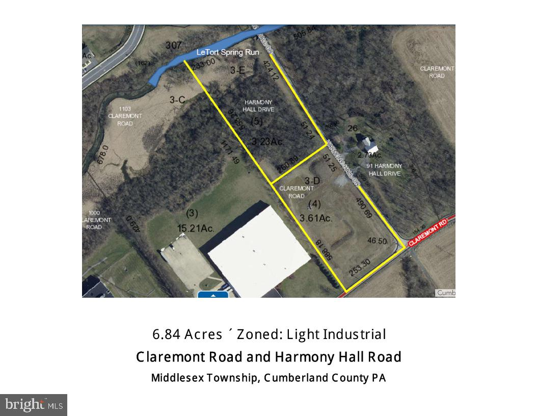 Land for Sale at Carlisle, Pennsylvania 17015 United States