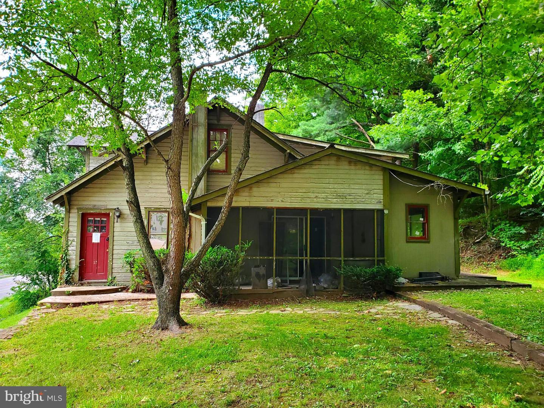 Single Family Homes för Försäljning vid Rawlings, Maryland 21557 Förenta staterna