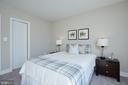 Front Bedroom, with Ensuite Bath - 5132 LEE ST NE, WASHINGTON