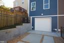 Rear Garage - 5132 LEE ST NE, WASHINGTON