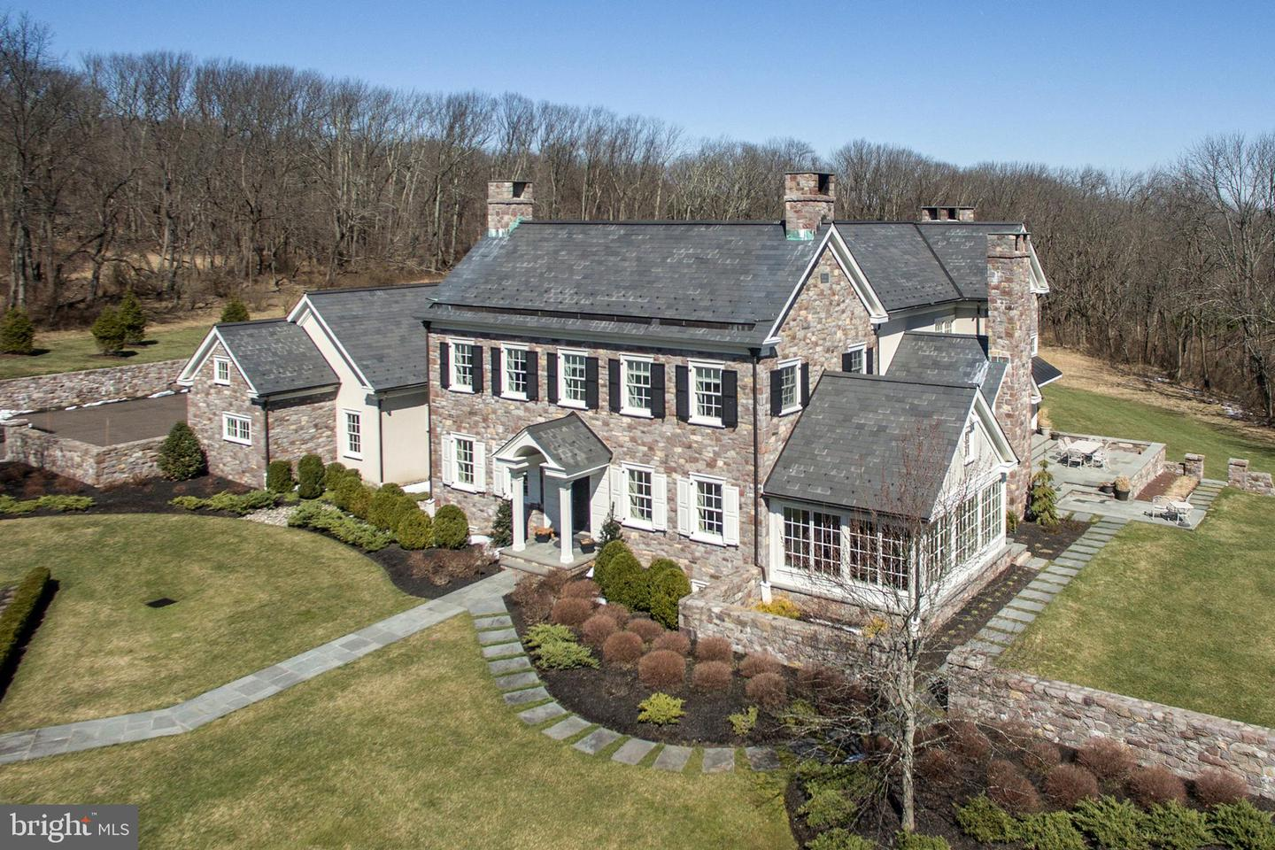 Single Family Homes for Sale at Doylestown, Pennsylvania 18902 United States