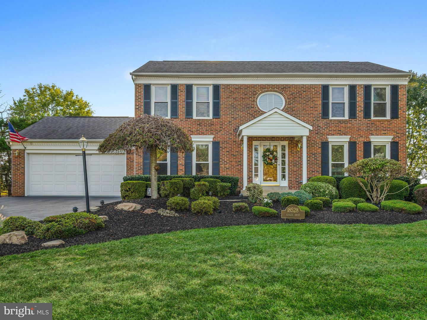 Single Family Homes per Vendita alle ore Derwood, Maryland 20855 Stati Uniti