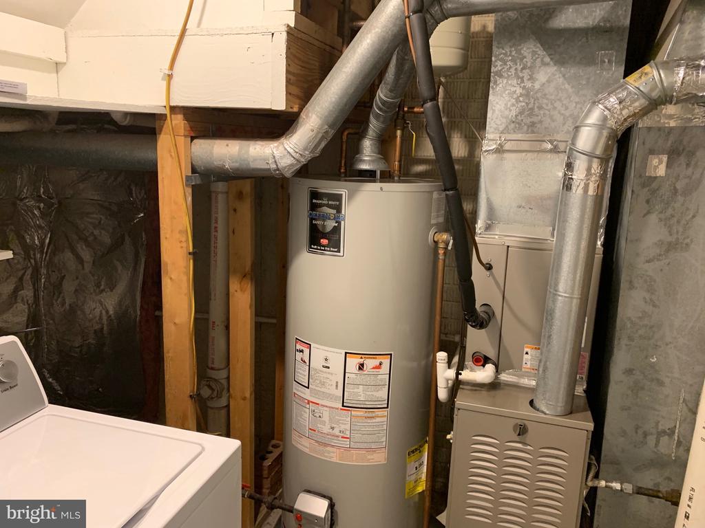Utilities - 21906 GREENTREE TER, STERLING