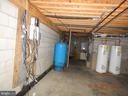Basement utility area - 1729 SADDLE DR, GAMBRILLS