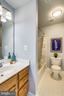 Hall Full bath - 23504 PUBLIC HOUSE RD, CLARKSBURG