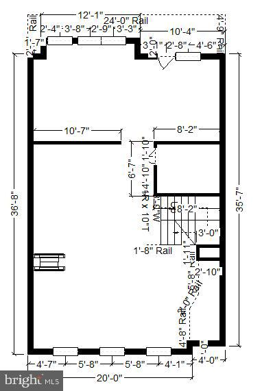 24 ft width! Larger than new construction at site. - 23504 PUBLIC HOUSE RD, CLARKSBURG