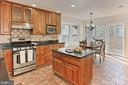Bright, Beautiful Eat-In Kitchen - 2309 YVONNES WAY, DUNN LORING