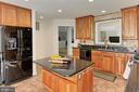 Wood Cabinets & Granite Counters! - 2309 YVONNES WAY, DUNN LORING