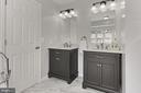 Newly Renovated Master Bath w/ Double Vanities! - 2309 YVONNES WAY, DUNN LORING
