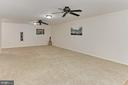 Large basement for a Theater, Entertaining & More! - 2309 YVONNES WAY, DUNN LORING