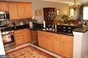Kitchen - 267 LONG POINT DR, FREDERICKSBURG
