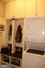 Laundry room. - 267 LONG POINT DR, FREDERICKSBURG