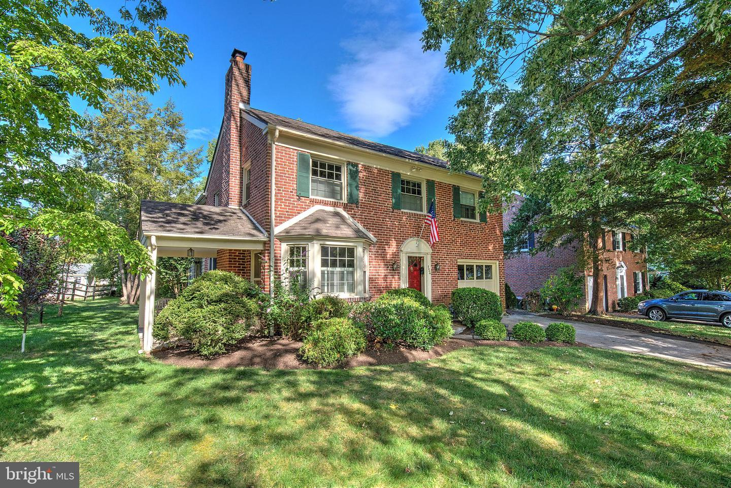 Single Family Homes for Sale at Ardmore, Pennsylvania 19003 United States
