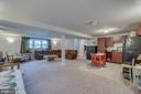 Open Floor Plan with Access to the Backyard - 1463 MOUNTAIN VIEW RD, STAFFORD