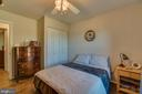 Bedroom Two Hardwood Flooring - 1463 MOUNTAIN VIEW RD, STAFFORD