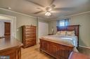 Master Bedroom with Full Bathroom - 1463 MOUNTAIN VIEW RD, STAFFORD
