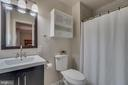 Master Bathroom is Renovated - 1463 MOUNTAIN VIEW RD, STAFFORD