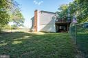 Side yard is Fenced - 1463 MOUNTAIN VIEW RD, STAFFORD