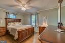 Master Bedroom with Hardwood Flooring - 1463 MOUNTAIN VIEW RD, STAFFORD