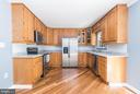 Stainless Steel appliances - 108 CLORE DR, STAFFORD