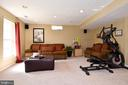 Rec-Room wide open perfect for entertainment - 25 PATRIOT WAY, STAFFORD