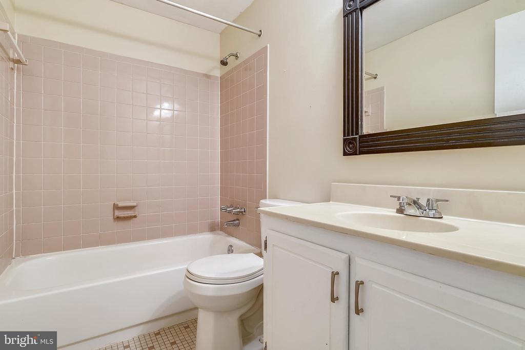 HALL BATHROOM! - 14564 WOODLAND RIDGE DR, CENTREVILLE