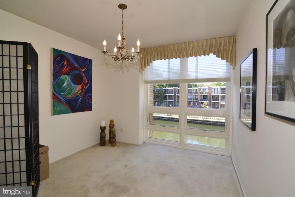 Dining Room - 1656 CHIMNEY HOUSE RD #1656, RESTON