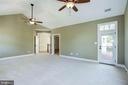 Master Suite w/Private Balcony - 4507 16TH ST N, ARLINGTON