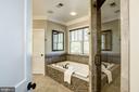 Private luxury bath - 4507 16TH ST N, ARLINGTON