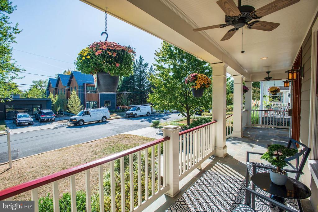 View from Porch; New Homes on Street - 4507 16TH ST N, ARLINGTON