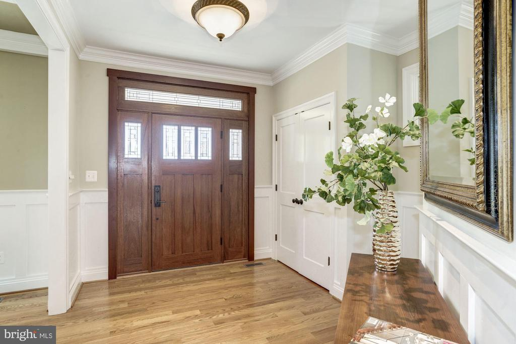 Hand Crafted Front Door - 4507 16TH ST N, ARLINGTON