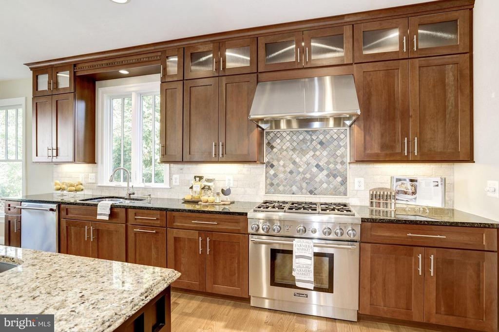 Expensive Upgraded Cabinets - 4507 16TH ST N, ARLINGTON