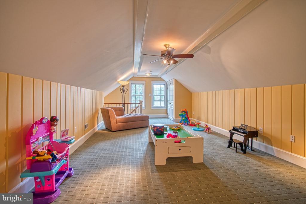 3rd level playroom - 3812 MILITARY RD, ARLINGTON