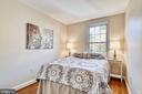 Second bedroom. - 102 ROBERTS CT, ALEXANDRIA