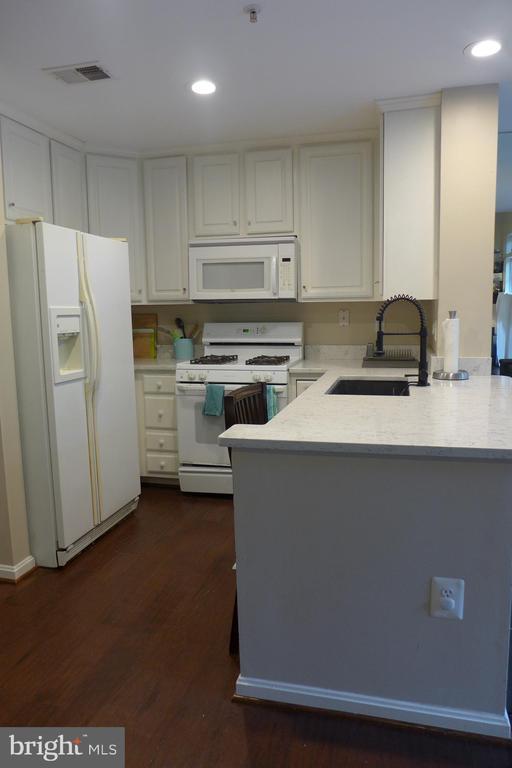 Kitchen - 11872 BRETON CT #12A, RESTON