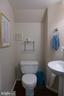 Powder room - 11872 BRETON CT #12A, RESTON