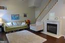 Living room 2 - 11872 BRETON CT #12A, RESTON