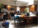 Kitchen - 13407 BLACK MEADOW RD, SPOTSYLVANIA